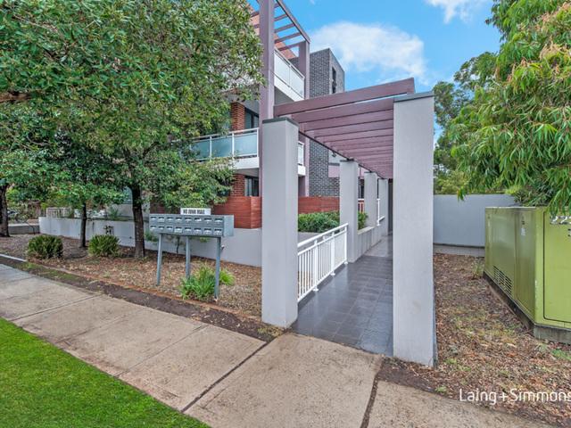 3/223-225 William Street, Merrylands NSW 2160