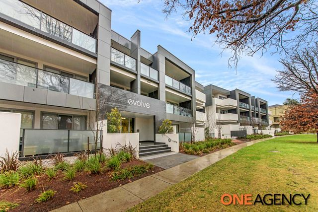 48/14 New South Wales Crescent, Forrest ACT 2603