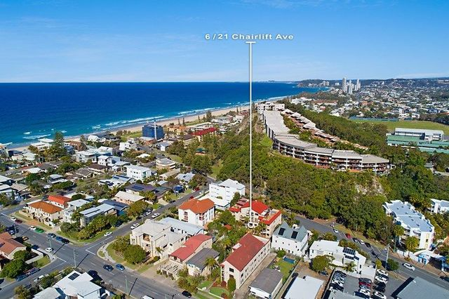 6/21 Chairlift Avenue, Mermaid Beach QLD 4218