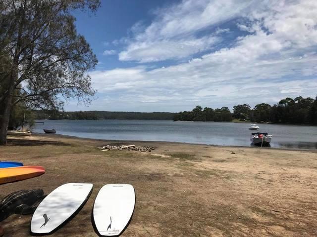 Site J6 Wallaga Lake Caravan Park, Wallaga Lake NSW 2546