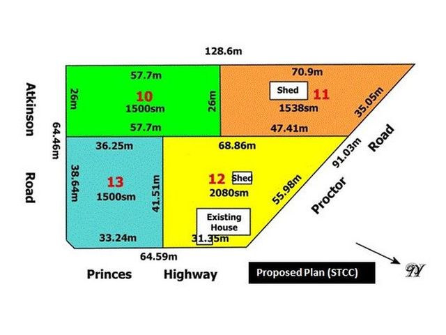 2 Princes Highway, SA 5252