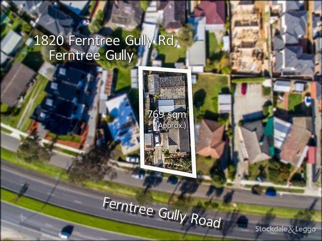 1820 Ferntree Gully Road, Ferntree Gully VIC 3156