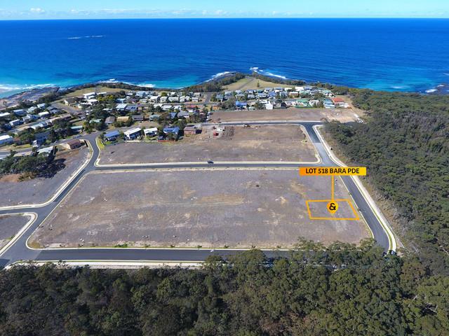 Lot 518 Bara Parade Seaside Stage 5, NSW 2539