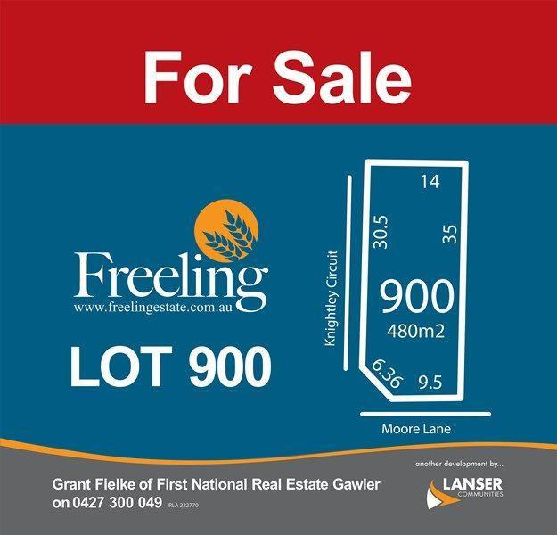 Lot 900 Moore Lane, SA 5372