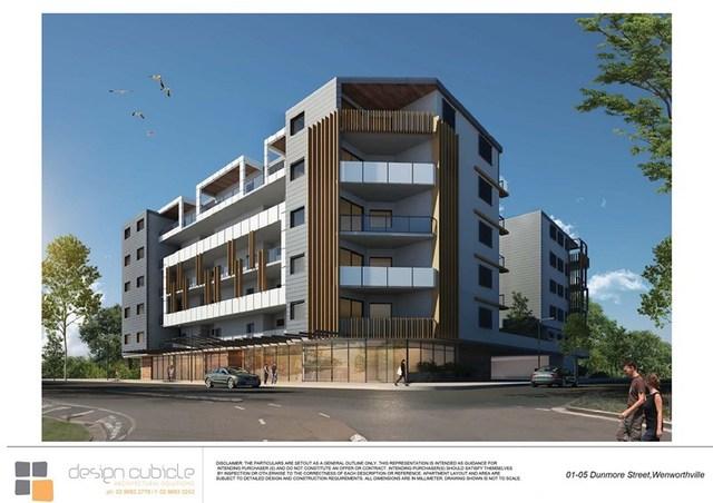 1-50/1-5 Dunmore Street, Wentworthville NSW 2145