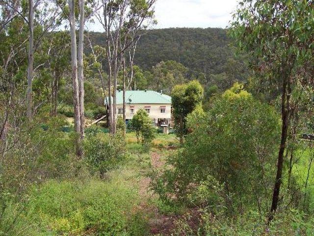 (no street name provided), Upper Freestone QLD 4370
