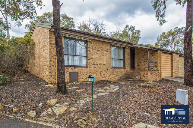 41 Dugdale Street, Cook ACT 2614