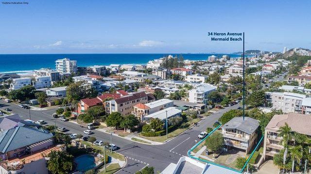 34 Heron Avenue, Mermaid Beach QLD 4218