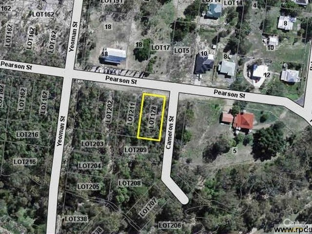 Lot 178 Pearson Street, Mount Perry QLD 4671