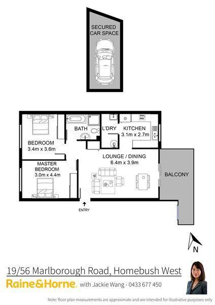 19 56 Marlborough Road Homebush West Real Estate For Sale