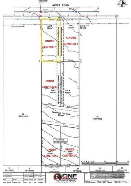 Proposed Lot 1 37 Akers Road, Lawnton QLD 4501