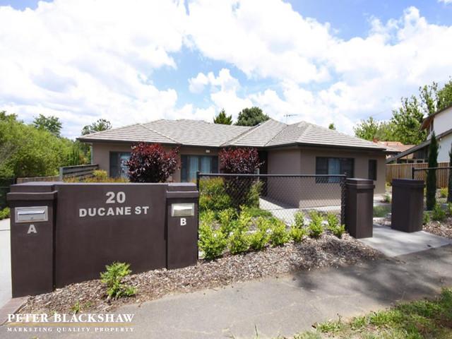 22 Ducane Street, Forrest ACT 2603