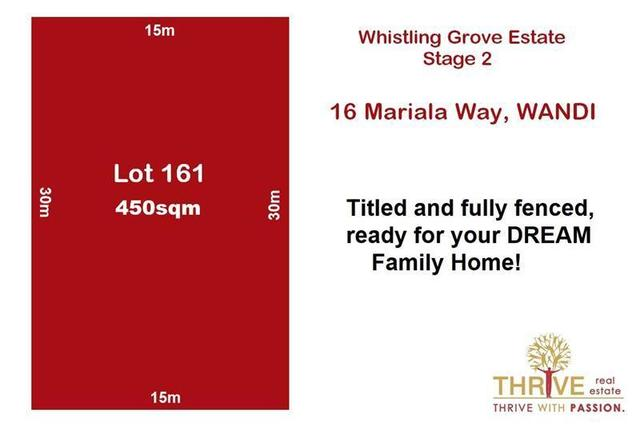 16 Mariala Way, Wandi WA 6167