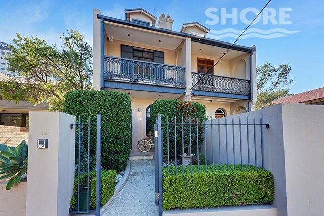 12 Whaling Road, North Sydney NSW 2060