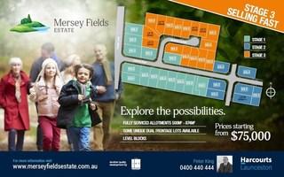 Land - Mersey Fields Estate
