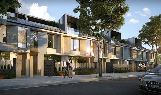 TERRACES 32 Page Street, Pagewood NSW 2035