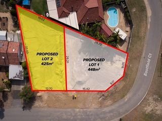 Proposed Lots 1 & 2, 10 Eastfield Court