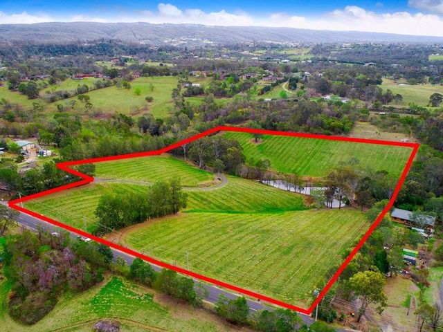 644 Grose Vale Road, Grose Vale NSW 2753
