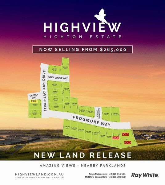 Stage 39 Highview Estate, Highton VIC 3216