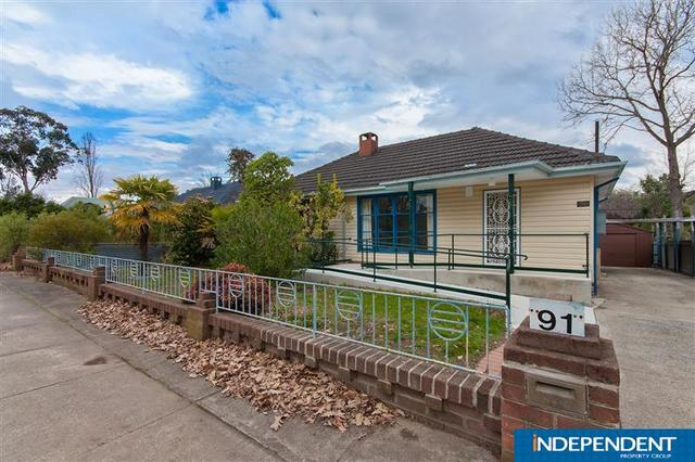 91 Scrivener Street, O'Connor ACT 2602