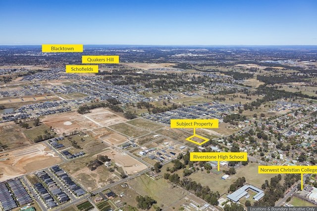 116-120 Riverstone Road And 93 McCulloch Street, Riverstone NSW 2765