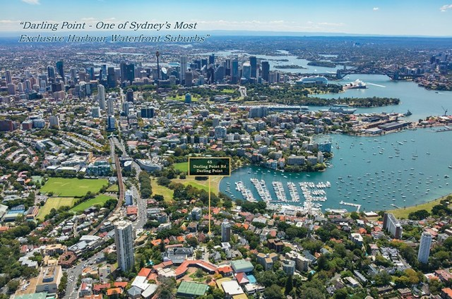 45 Darling Point Road, Darling Point NSW 2027