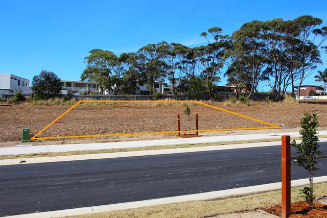 Lot 306 Galiga Crescent, Dolphin Point NSW 2539