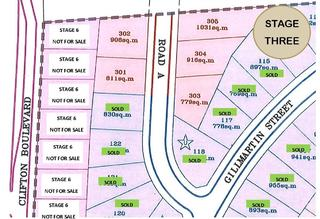Lot 305 Riverina Grove Estate Clifton Boulevard