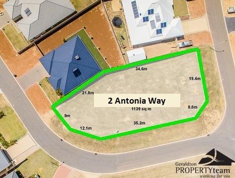 2 Antonia Way, Webberton WA 6530