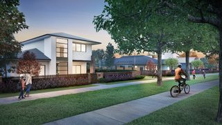 Sustainable Contemporary Family Homes Strathnairn ACT 2615