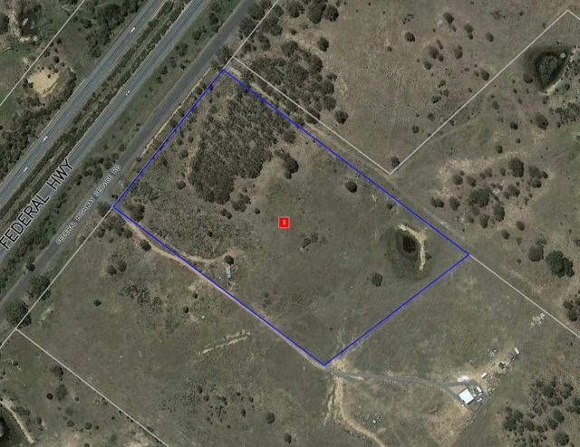 Lot 2 1474 Federal Highway Service Road, Sutton NSW 2620