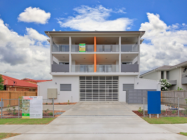 5/12 Drayton Terrace, Wynnum QLD 4178