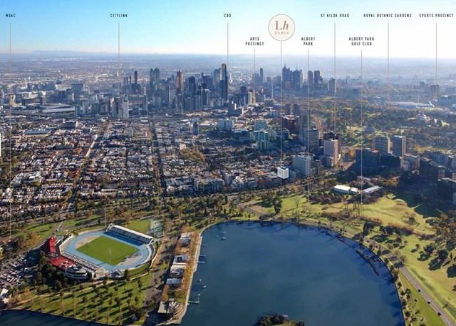 309/75-77 Palmerston Cres, South Melbourne VIC 3205