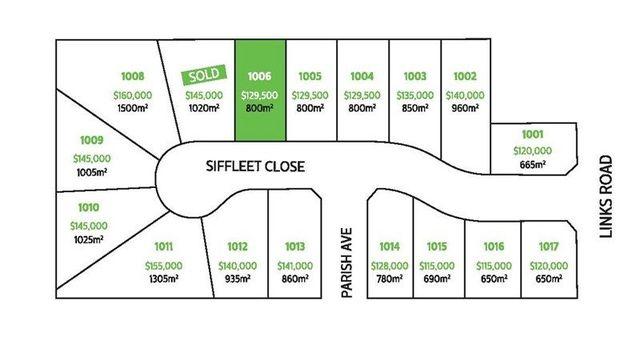 Lot 1006/Siffleet Close Links Estate, NSW 2380