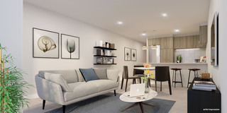 The Bowery - 2 Bedroom Townhouse