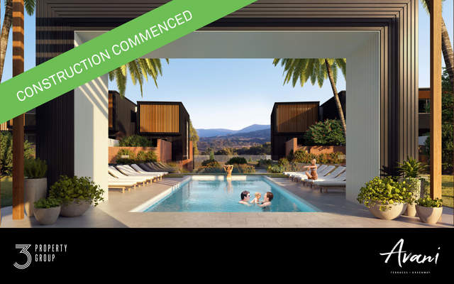 Avani Terraces - Location and potential, ACT 2900