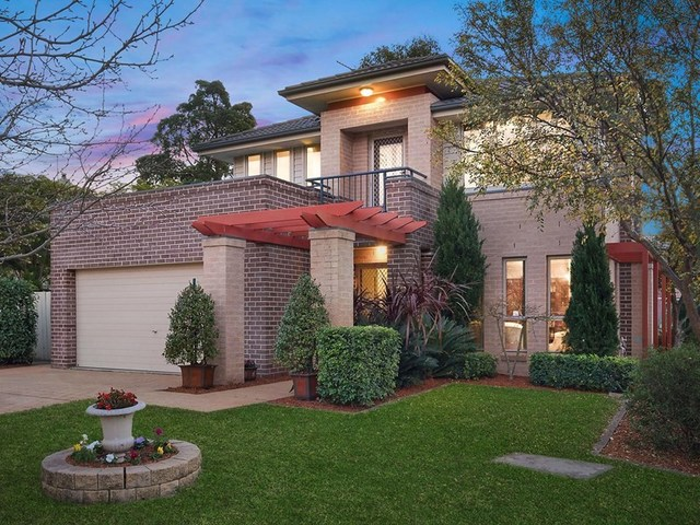2 Sabal Place, Beaumont Hills NSW 2155