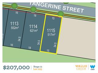 Lot 1115 Tangerine Street