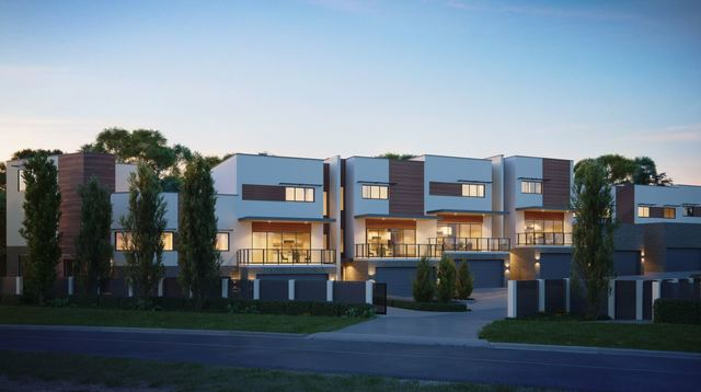 Fresco Townhomes - Number 7, Greenway ACT 2900