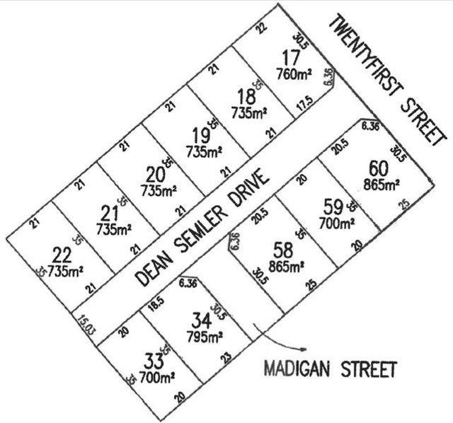 Lot 22 Dean Semler Drive, SA 5341