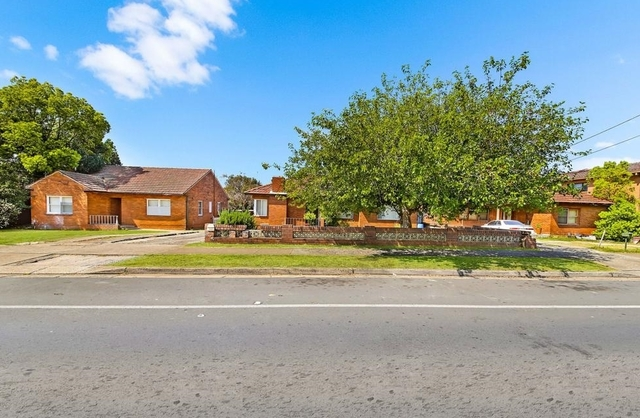 (no street name provided), Granville NSW 2142