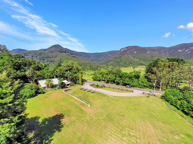 3175 Nerang Murwillumbah Road, Natural Bridge QLD 4211
