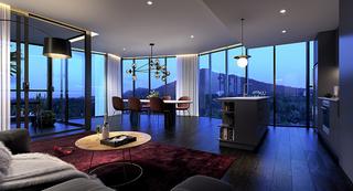 Metropol - Studio Apartment + Car Space
