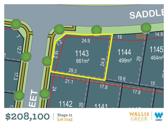 Lot 1143 Saddlers Drive, Gillieston Heights NSW 2321