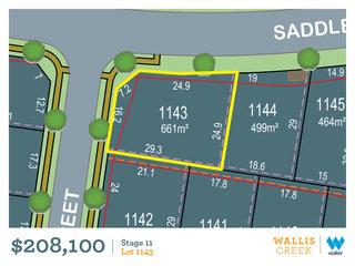 Lot 1143 Saddlers Drive