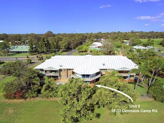 Unit 5/35-37 Denmans Camp Road, QLD 4655