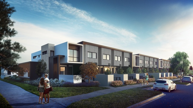 Allegro - NEW Throsby Town Homes NOW Available, ACT 2914
