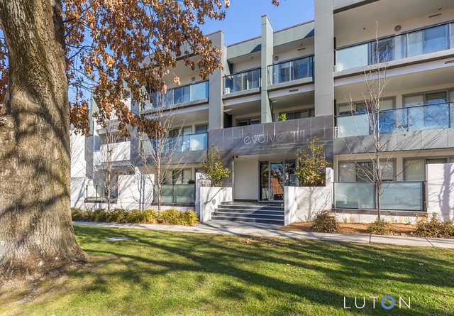 18/16 New South Wales Crescent, Forrest ACT 2603