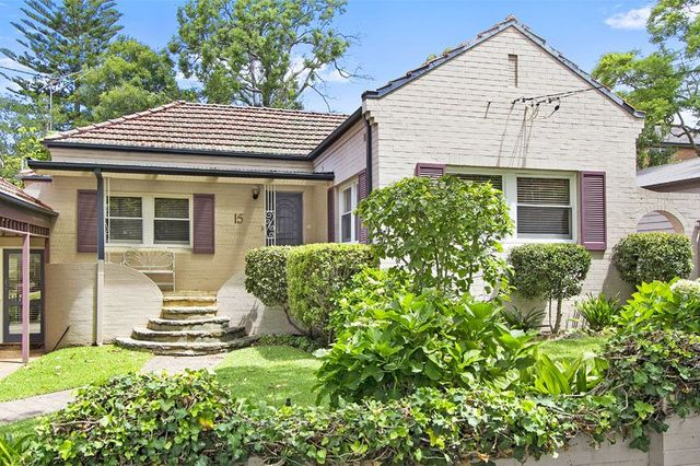 15 Martin Street, NSW 2110