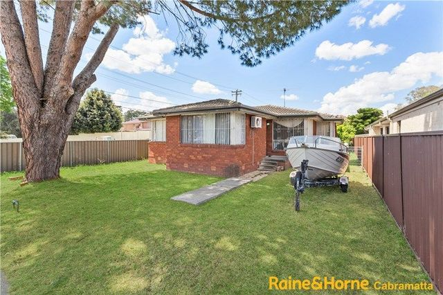33 Fifth Avenue, Canley Vale NSW 2166